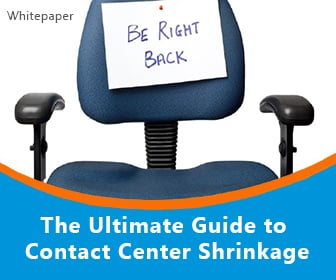 The Ultimate Guide to Contact Center Shrinkage