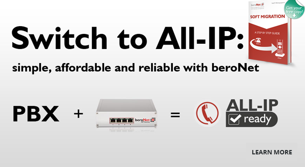Switch to All-IP