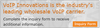 Wholesale VoIP - Wholesale VoIP Inquiry Form