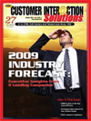 Customer Interaction Solutions Magazine January 2009