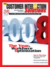 Customer Interaction Solutions Magazine February 2008