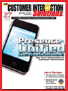 Customer Interaction Solutions Magazine February 2009
