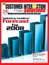 Customer Interaction Solutions Magazine March 2008