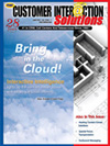 Customer Interaction Solutions Magazine April 2010