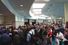 Conference Crowd  - Click to Enlarge