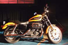 Harley Giveaway  - Click to Enlarge