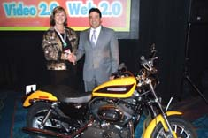 Motorcycle Winner - Click to Enlarge