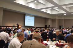 Conference Lunch  - Click to Enlarge