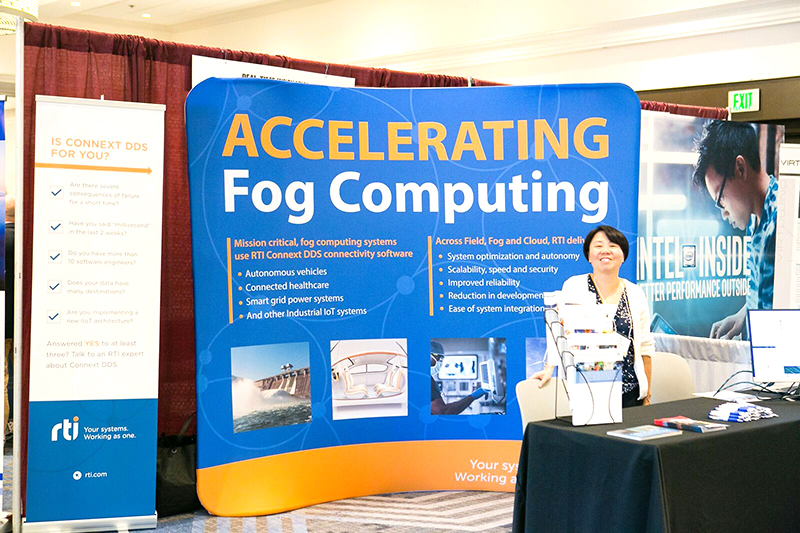 Fog World Congress, SANTA CLARA, CA 2017