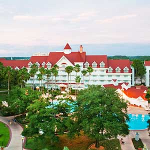 Disney's Contemporary Hotel