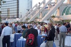 Welcome Reception - Click to Enlarge