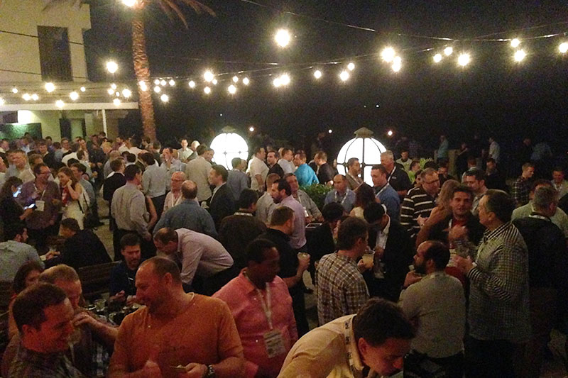 Itexpo Networking After Dark