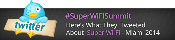 Super Wi-Fi Chatter