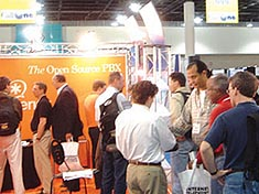 Exhibit Hall (Click to Enlarge)
