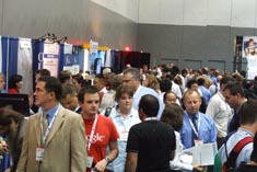 Exhibit Hall - Click to Enlarge