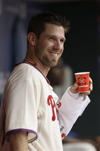 cliff lee wife. Cliff Lee forgoes an extra $30