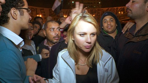 lara logan assault cell phone video. highlighted by Logan case