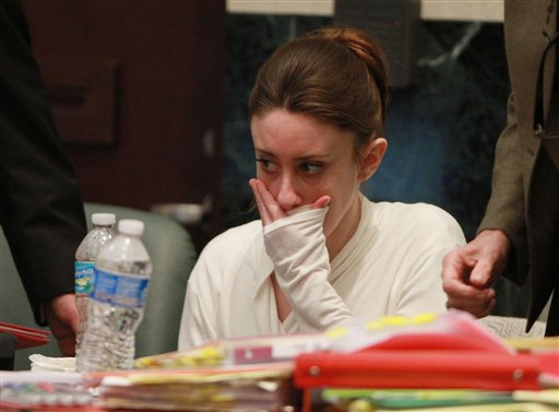casey anthony trial photos crime scene. Casey Anthony is seen during a