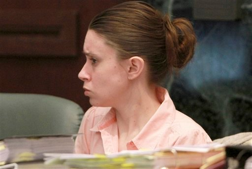 casey anthony trial crime scene photos. Casey Anthony is shown during