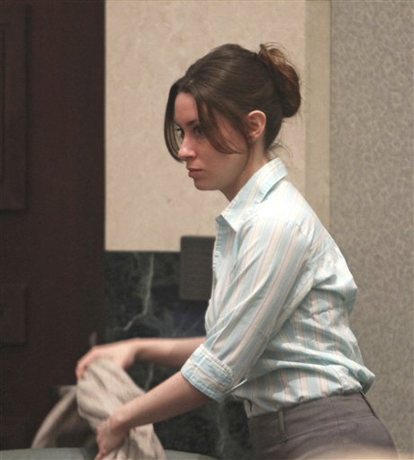 casey anthony pictures remains. Casey Anthony arrives in the