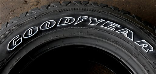 Goodyear tire and rubber company marketing channel strategy