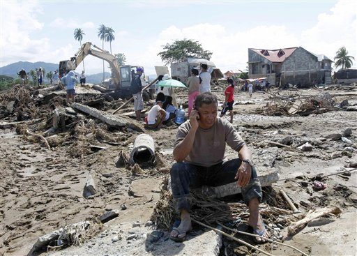 Philippine storm toll exceeds 650; 900 missing
