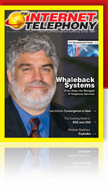 Internet Telephony - January Issue-2008