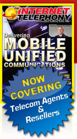 Internet Telephony - January Issue-2009