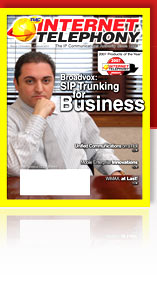 Internet Telephony - February Issue-2008