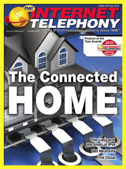 Internet Telephony Magazine February 2011