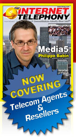 Internet Telephony - March Issue - 2009