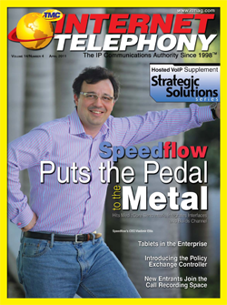 Internet Telephony Magazine April 2011