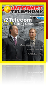 Internet Telephony - June Issue-2008