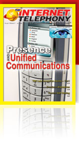 Internet Telephony - July Issue-2008