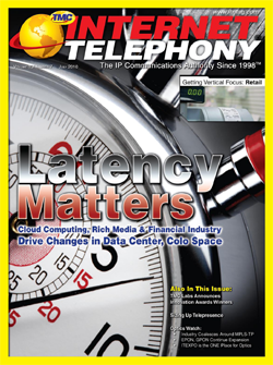 Latency Matters: Cloud Computing, Rich Media, Financial Industry Drive Changes in Data Center, Colo Space