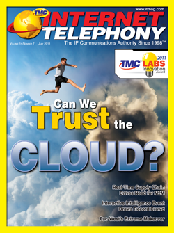 Internet Telephony Magazine July 2011