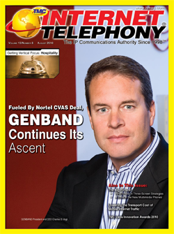 Internet Telephony Magazine August 2010