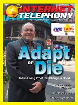 Internet Telephony Magazine August 2011