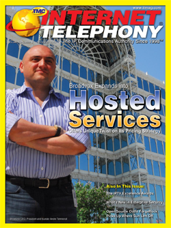 Internet Telephony Magazine September 2010