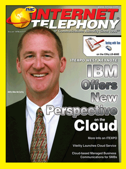 Internet Telephony Magazine September 2011