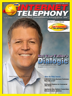 Internet Telephony Magazine October 2010