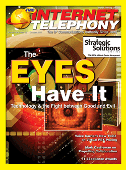 Internet Telephony Magazine October 2011