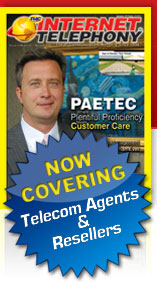 Internet Telephony - November Issue-2008