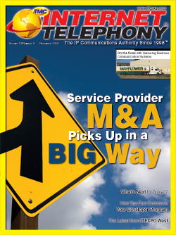 Internet Telephony Magazine November 2010