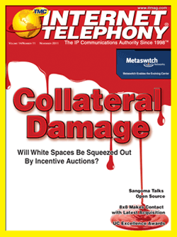 Internet Telephony Magazine November 2011