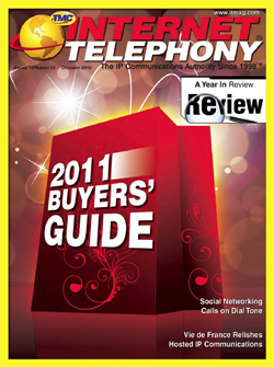 Internet Telephony Magazine December 2010