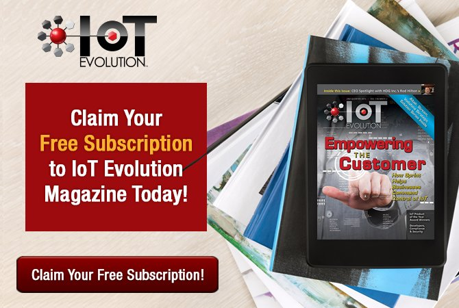 IOT Evolution Magazine