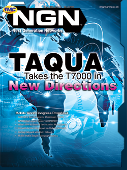 Mobile Backhaul, Next-Gen Switching: Taqua Takes the T7000 in New Directions