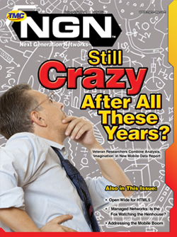 Next Generation Networks Magazine JuLY 2011 Online
