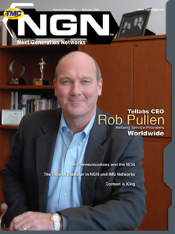 Next Generation Networks Magazine May/June 2009 Online